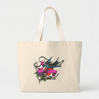 Tattooed & Proud Tote Bags