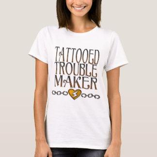 Tattooed Trouble Maker T-Shirt