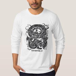Tattooer Dragon T-Shirt