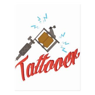 Tattooer Postales