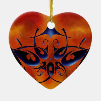 Tattoomissia V1 - firebird Ceramic Ornament