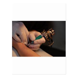 TattooNeedle052809 Postcards