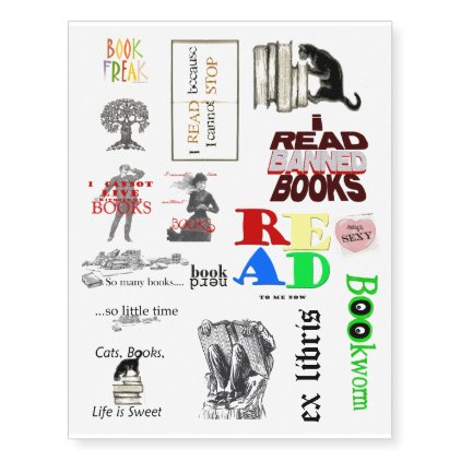 Tattoos for Booklovers