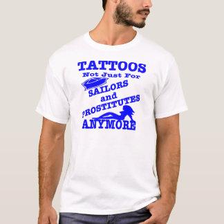 Tato clothing apparel zazzle for Tattooed white trash t shirt