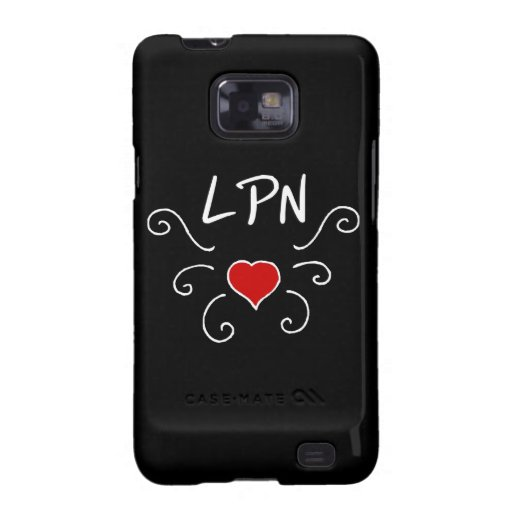 Tatuaje del amor de LPN Samsung Galaxy S2 Funda