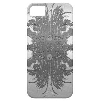 tatuaje del arte del metal iPhone 5 carcasas