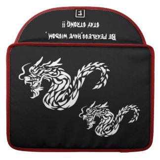 ¡Tatuaje del dragón!! Funda Macbook Pro
