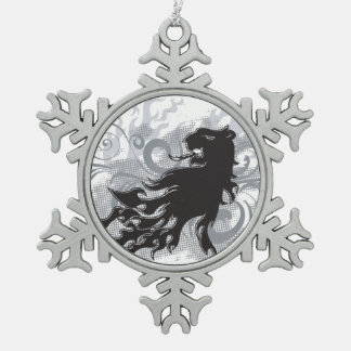 Tatuaje del león adornos