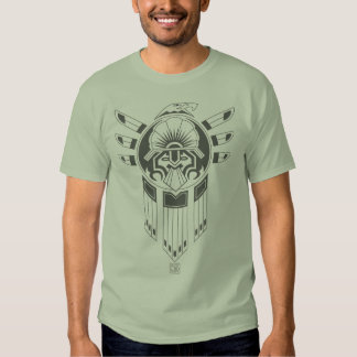 Tatuaje del pájaro del inca camisas