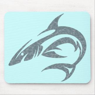 Tatuaje del tiburón tapetes de raton