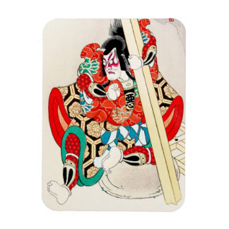 Tatuaje oriental fresco de Kagekiyo del japonés Imanes Flexibles
