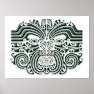 Tatuaje-piedra de Maroi Poster