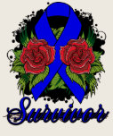 Tatuaje subió superviviente del Grunge de la artri Camisetas