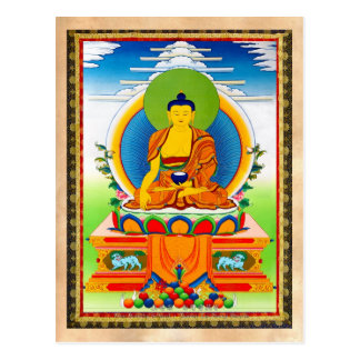Tatuaje tibetano oriental fresco Aksobhya del Tarjetas Postales