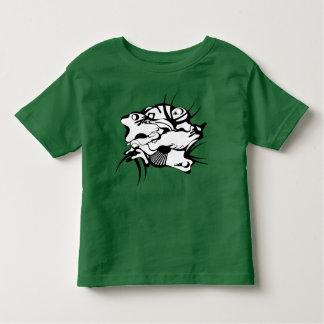 Tatuaje tribal exprimido tee shirt