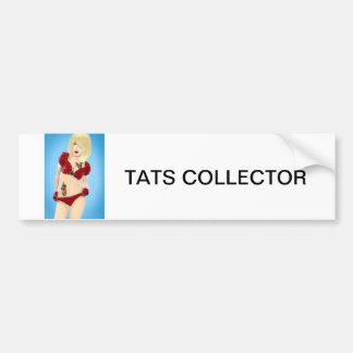 Tatuajes, chica, vintage retro, modelo, moda, pegatina para auto