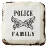Tatuajes de la familia de la policía