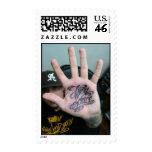 Tatuajes de la mano