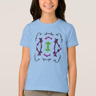 Tatuajes tribales femeninos 1 camisa del campanero