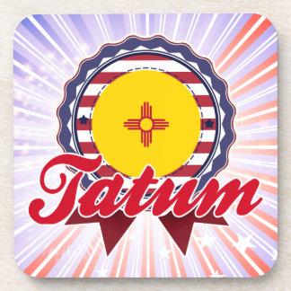 Tatum, nanómetro posavasos de bebidas