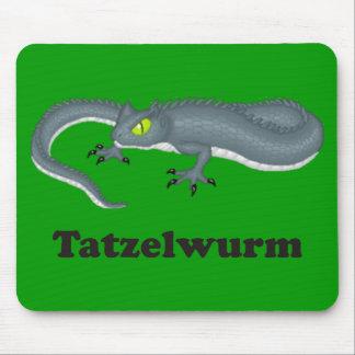 Tatzelwurm Mousepad