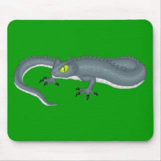 Tatzelwurm Mouse Pad