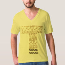 TAU ancient and modern symbol T-Shirt