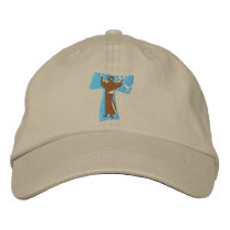 Tau cross st. Francis - Tau e san Francesco Embroidered Baseball Cap