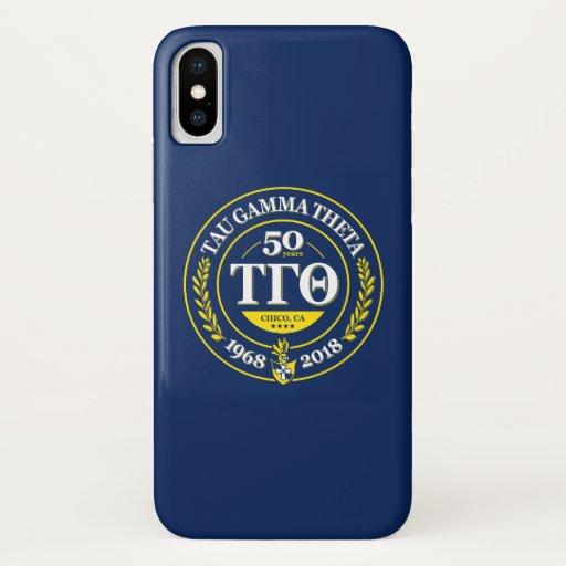 Tau Gamma Theta 50th Anniversary Phone Case