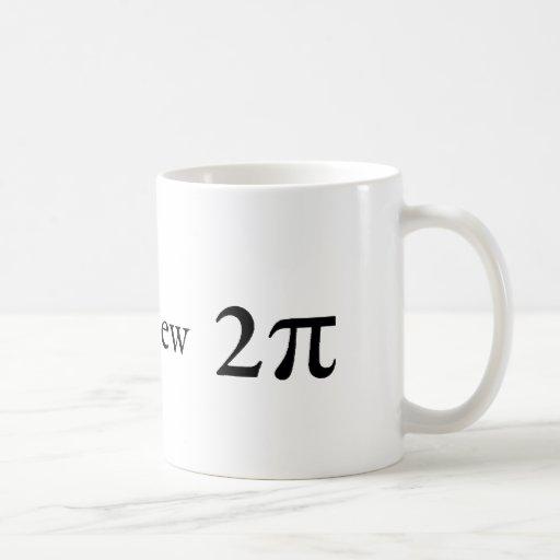Tau is the new Pi Mugs