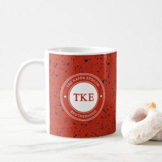 Tau Kappa Epsilon   Badge Coffee Mug