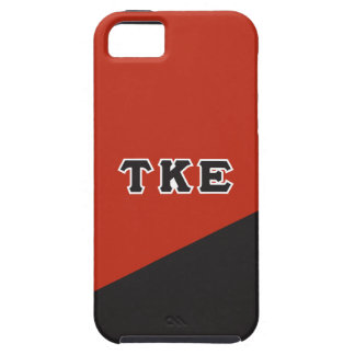 Tau Kappa Epsilon | Greek Letters iPhone SE/5/5s Case