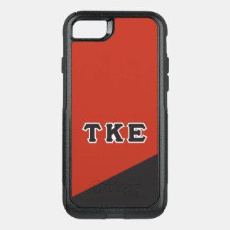 Tau Kappa Epsilon | Greek Letters OtterBox Commuter iPhone 7 Case