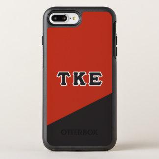 Tau Kappa Epsilon | Greek Letters OtterBox Symmetry iPhone 7 Plus Case