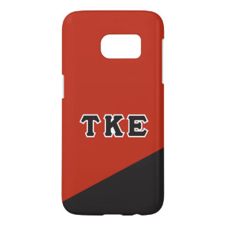 Tau Kappa Epsilon | Greek Letters Samsung Galaxy S7 Case