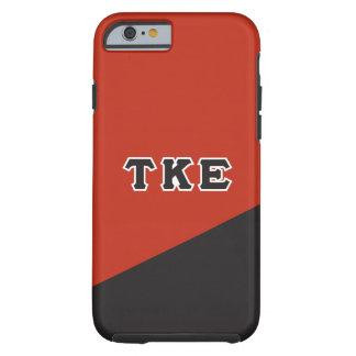 Tau Kappa Epsilon | Greek Letters Tough iPhone 6 Case