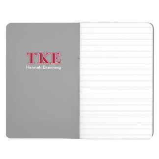 Tau Kappa Epsilon Red Letters Journal