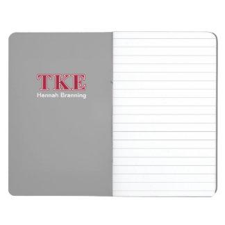 Tau Kappa Epsilon Red Letters Journals