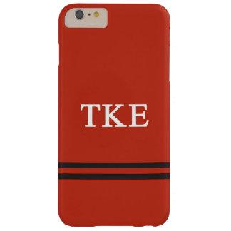 Tau Kappa Epsilon | Sport Stripe Barely There iPhone 6 Plus Case
