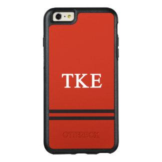 Tau Kappa Epsilon | Sport Stripe OtterBox iPhone 6/6s Plus Case