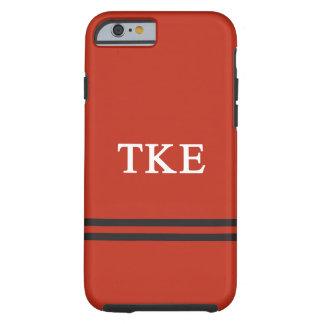 Tau Kappa Epsilon | Sport Stripe Tough iPhone 6 Case