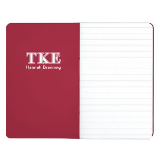 Tau Kappa Epsilon White and Red Letters Journals