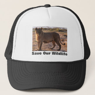 Tau Save Our Wildlife Hat
