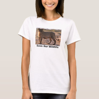 Tau Save Our Wildlife T-Shirt
