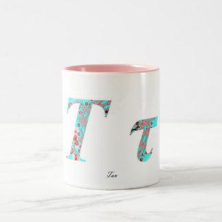 TAU Two-Tone COFFEE MUG