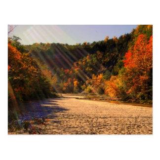 Taughannock Falls Postcard