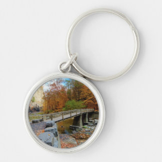 Taughannock Falls State Park Keychain