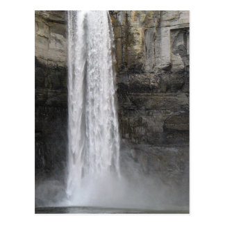 Taughannock Falls State Park Post Card