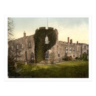 Taunton Castle, Somerset, England Postcard