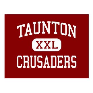 Taunton - Crusaders - Catholic - Taunton Postcard